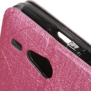 Lines pouzdro na Acer Liquid Z520 - rose - 6