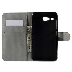 Nice koženkové pouzdro na mobil Acer Liquid Z520 - UK vlajka - 6