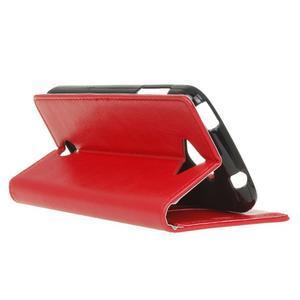 Pouzdro na mobil Acer Liquid Z530 - červené - 6