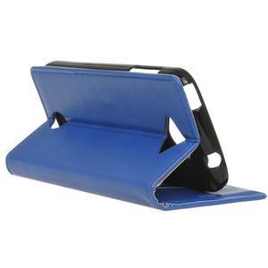 Pouzdro na mobil Acer Liquid Z530 - modré - 6