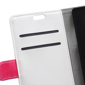 Lines pouzdro na mobil Acer Liquid Z630 - bílé - 6