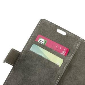Glory peněženkové pouzdro na Asus Zenfone 3 Max - bílé - 6