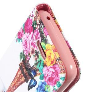 Peněženkové pouzdro na mobil Huawei Y3 a Y360 - Eiffelova věž - 6
