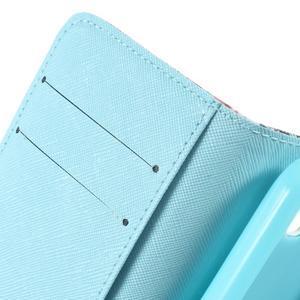 Peněženkové pouzdro na mobil Huawei Y3 a Y360 - Eiffelka - 6