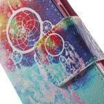 Zapínací peněženkové pouzdro na Samsung Galaxy S5 mini - snění - 6/7