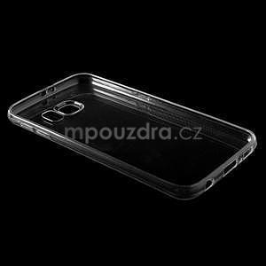 Ultra tenký obal na Samsung Galaxy S6 - transparentní - 6