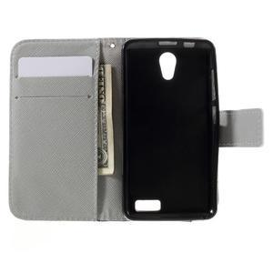 Styles peněženkové pouzdro na mobil Lenovo A319 - graffiti - 6