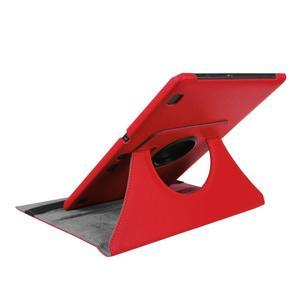 Pouzdro s otočnou funkcí na tablet Lenovo Tab 2 A10-70 - červené - 6