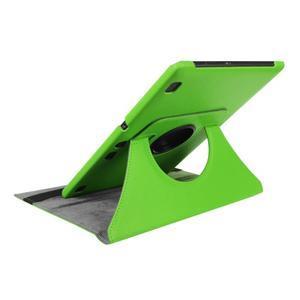 Pouzdro s otočnou funkcí na tablet Lenovo Tab 2 A10-70 - zelené - 6