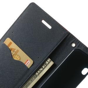 Goos peněženkové pouzdro na LG G3 - rose - 6