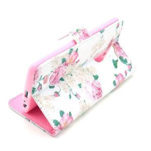 Obrázkové pouzdro na mobil LG G3 - květiny - 6