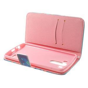 Obrázkové pouzdro na mobil LG G3 - tribal - 6
