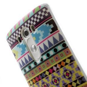 Gelový kryt na mobil LG G3 - vzory - 6