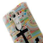 Gelový kryt na mobil LG G3 - kotva - 6/7