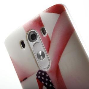 Silks gelový obal na mobil LG G3 - sexy střevíce - 6