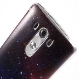 Silks gelový obal na mobil LG G3 - galaxy - 6