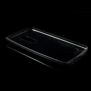 Ultratenký slim obal na mobil LG G3 - šedý - 6