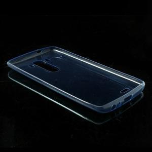 Ultratenký slim obal na mobil LG G3 - modrý - 6