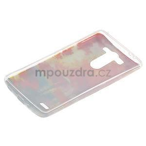 Ultra slim 0.6 mm gelový obal LG G3 s - podzimní procházka - 6