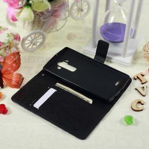 Call peněženkové pouzdro na LG G4 - kouzelní motýlci - 6