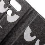 Wall peněženkové pouzdro na LG G5 - nešahat - 6/7