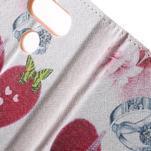 Wall peněženkové pouzdro na LG G5 - srdeční Eiffelova věž - 6/7