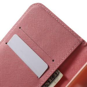 Wall peněženkové pouzdro na LG G5 - zelený strom - 6