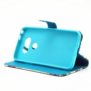 Pouzdro na mobil LG G5 - kapka - 6