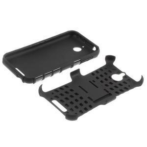 Outdoor odolný kryt na mobil HTC Desire 510 - černý - 6