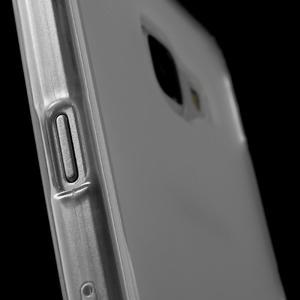 Matný gelový kryt pro Samsung Galaxy A5 (2016) - bílý - 6
