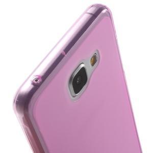 Matný gelový kryt pro Samsung Galaxy A5 (2016) - rose - 6