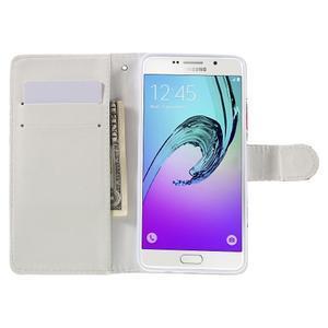 Stylové pouzdro na mobil Samsung Galaxy A5 (2016) - motýlci - 6