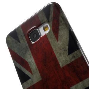 Obal s motivem na mobil Samsung Galaxy A5 (2016) - UK vlajka - 6