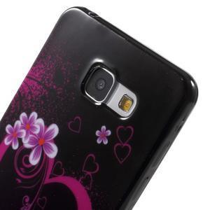 Obal s motivem na mobil Samsung Galaxy A5 (2016) - srdce - 6