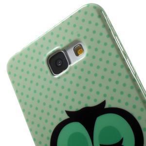 Obal s motivem na mobil Samsung Galaxy A5 (2016) - sova - 6