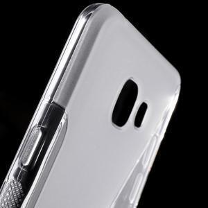 S-line gelový obal na mobil Samsung Galaxy A5 (2016) - transparentní - 6