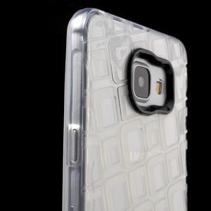 Square gelový obal na mobil Samsung Galaxy A5 (2016) - transparentní - 6