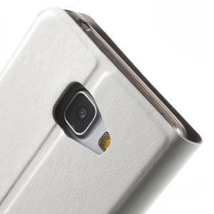 Horse pouzdro na mobil Samsung Galaxy A5 (2016) - bílé - 6