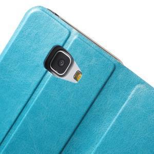 Horse pouzdro na mobil Samsung Galaxy A5 (2016) - modré - 6