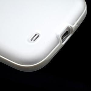 Gelové pouzdro 2v1 na Samsung Galaxy S4 - bílé - 6