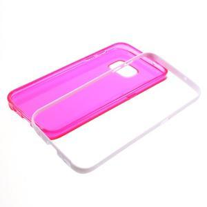 Dvoudílný obal na mobil Samsung Galaxy S7 - rose - 6