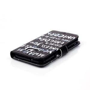 Cross peněženkové pouzdro na Samsung Galaxy S7 - unicorn - 6