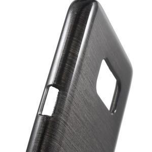 Brush gelový obal na mobil Samsung Galaxy S7 - černý - 6