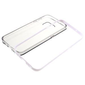 Dvoudílný obal na mobil Samsung Galaxy S7 - šedý - 6