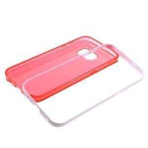 Dvoudílný obal na mobil Samsung Galaxy S7 - červený - 6