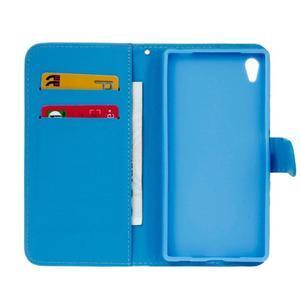 Koženkové pouzdro na mobil Sony Xperia Z5 - koláž - 6