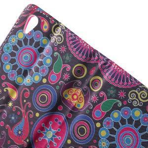 Lovely pouzdro na mobil Sony Xperia Z5 - barevné kruhy - 6