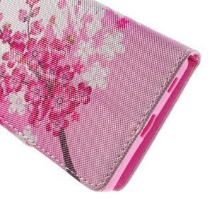 Lovely pouzdro na mobil Sony Xperia Z5 - kvetoucí větvička - 6