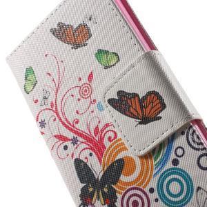 Lovely pouzdro na mobil Sony Xperia Z5 - kouzelní motýlci - 6