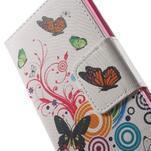 Lovely pouzdro na mobil Sony Xperia Z5 - kouzelní motýlci - 6/7